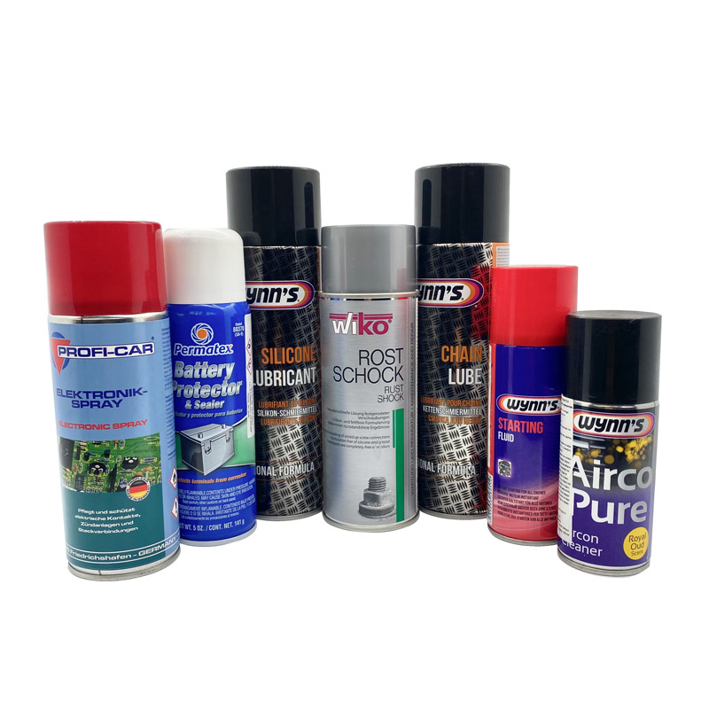 Lubricants & Chemical Products